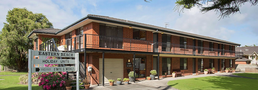 Eastern Beach Holiday Units, Port Fairy